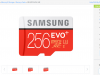 Micro-SD mit gewaltiger Kapazität: Samsung EVO Plus 256 GB
