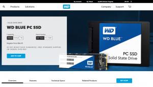 Western Digitals Blue-PC-SSDs: Nicht nur schnell, auch robust