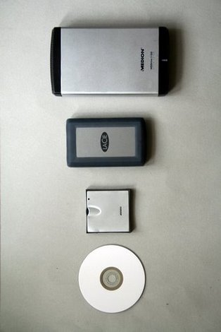 Kaufberatung: Festplatten 3,5/2,5/1,8 Zoll im Vergleich