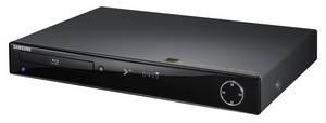 Blu-Ray und DVD pur: Samsung BD-P2500