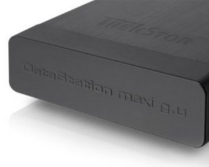 Externe Festplatte: Trekstor DataStation maxi mit 1000 GByte