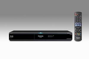 Vielseitiger Blu-Ray Player: Panasonic DMP-BD30