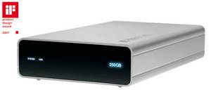 Speicher satt im LAN: Freecom Network Drive