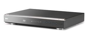 Blu-Ray Player LG BD-300 (Foto: LG Electronics)
