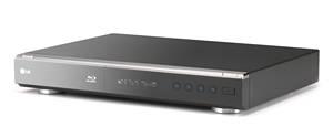 Vielfältig: Blu-Ray Player LG BD-300