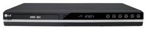 DVD-Recorder mit 250 Gigabyte: LG RH-388H