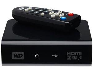 Blu Ray Player für Externe Festplatten: Western Digital WD TV