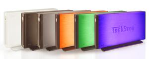 Vergleich der Trekstor DataStation Maxi externen Festplatten