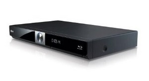 Blu-Ray Player LG BD370 (Foto: LG Electronics)