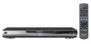 Blu-Ray Player mit IPTV: Panasonic DMP-BD80