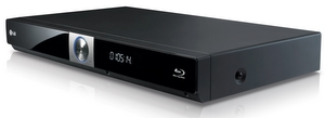 Alles-Player: LG BD 370 Blu-Ray Disc Player