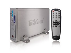 Multimedia-Platte am TV: Trekstor MovieStation maxi t.uc
