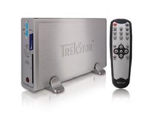 Multimedia-Festplatte Trekstor MovieStation t.uc (Foto: Trekstor)
