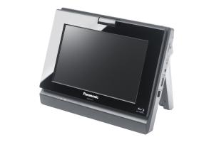 Erste Tests des tragbaren Blu Ray Player Panasonic DMP B 15