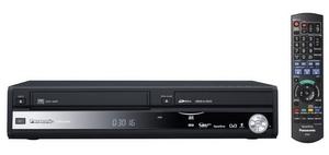 VHS-Spezi: Der Panasonic DMR-EX 98 V DVD Festplatten Recorder