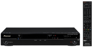 Richtig praktisch: Pioneer DVR 560 HX DVD Festplatten Rekorder