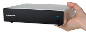 freecom-media-player-ii-externe-festplatte (Foto: Freecom)