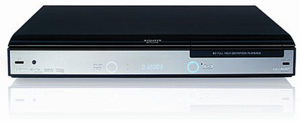 Player ohne Extras: Sharp Aquos BD HP 20 Blu Ray Player
