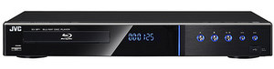 Gelungene Premiere: JVC XV-BP 1 Blu Ray Player