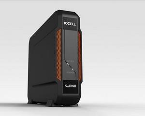 Schnelleres NAS: externe Festplatte Netdisk 351 UNE IOCell