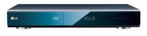 Angespielt: LG BD 390 Blu Ray Player