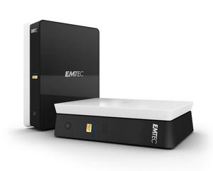 emtec movie cube s 120 h multimedia festplatte (Foto: Emtec)
