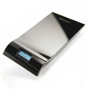 Büro-Schönheit: externe Festplatte Verbatim Insight