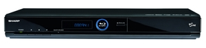 Sparsam: Sharp BD HP 22 S Blu Ray Player