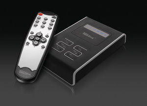 trekstor movie station pocket 2,5 Zoll externe multimedia festplatte (Foto: Trekstor)