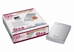 Tempo, Tempo: Die externe Festplatte Plextor PX-PH320 US