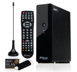 Ausgezeichnet: Fantec MM-HDRTV externe Multimedia Festplatte