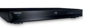 Zu Weihnachten: Toshiba BDX 2000 KE Blu Ray Player