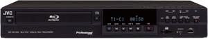 Einfach aufnehmen: JVC SR-HD 1500 Blu Ray Disc Recorder