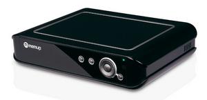 Flach: Memup Media Disk LX II HD externe Multimedia Festplatte