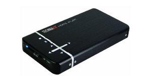 Mini zum kleinen Preis: Technaxx HDMI Flat externe Multimedia Festplatte