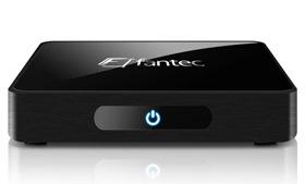 Schwarz und klein: Fantec HDMI Mini Media Player