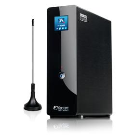Alleskönner: Fantec R 2650 externe Multimedia Festplatte