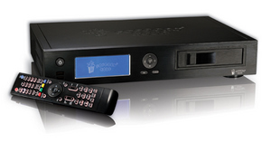 Syabas Popcorn Hour C-200 Media Player externe Multimedia Festplatte (Foto: Syabas)