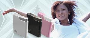 Datenfeuer: Xigmatek Lighter externe Festplatte