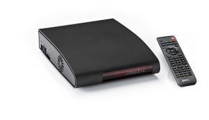 Emtec Movie Cube v800 H externe Multimedia Festplatte (Foto: emtec)