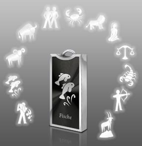 CeBIT 2010: USB-Sticks werden zum Lifestyle-Produkt – und wasserfest
