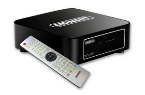 Kann was: Eminent EM 7071 Full HD Media Player
