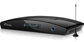 Kann DVB-T HD: Fantec R2750 externe Multimedia Festplatte