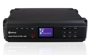 Autoradio-Design: Memup Media Disk MX HD externe Multimedia Festplatte