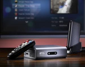 Western digital TV_Live media player (Foto: Western Digital)