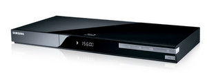 Stromsparer mit Power: Samsung BD-C5500 Blu Ray Player