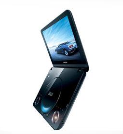Mobil und online: Samsung BD-C8000 3D Blu Ray Player