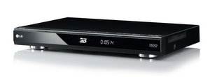 Multi-Player: LG HR550S 3D Blu-Ray Player und Festplattenrecorder