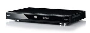 LG HR550S 3D Blu-Ray Player und Festplattenrecorder (Foto: LG)