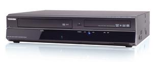 Kann noch VHS: Toshiba RDXV50KF DVD und Festplattenrecorder
